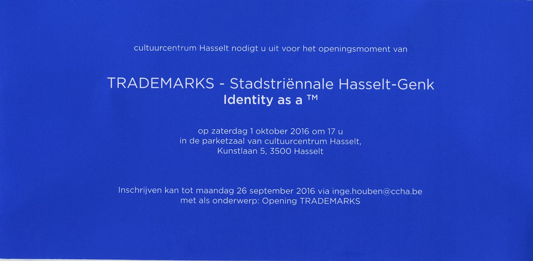 TM Trade Marks expo 2016 C